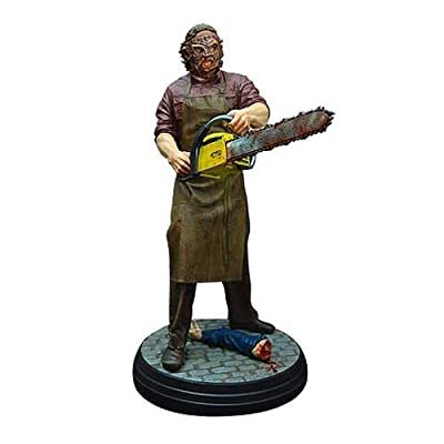 Texas Chainsaw Massacre 3D Leatherface 1:4 Scale Statue