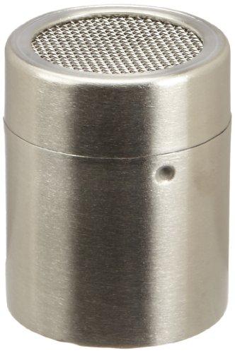 Cilio 0000300390 Netzstreuer mini 4,5 cm, Edelstahl, grau