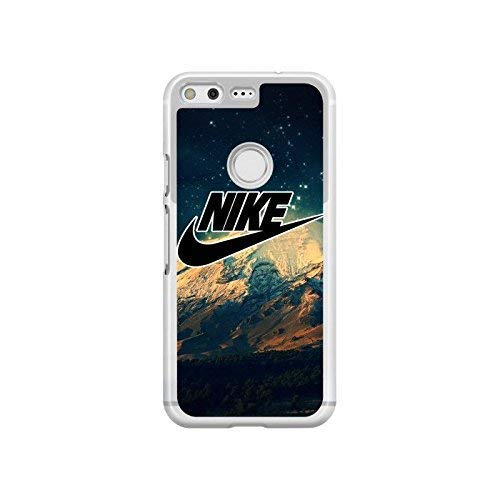 Inspired by Nike case for google pixel 2 3 xl HTC one 10 m9 u11 Lg g5 g6 g7 v20 v30 v40 mobile phone case cover collage mountains logo print (Multi Logo Collage)