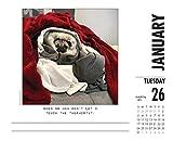Doug the Pug 2021 Box Calendar