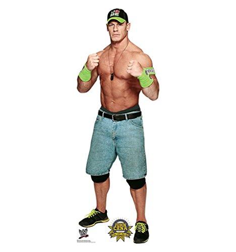 John Cena - WWE - Advanced Graphics Life Size Cardboard Standup (Wwe Royal Rumble Winners)