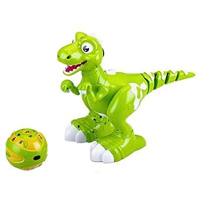 ICS CIS-Dragon-1 Rc Dragon, Green: Toys & Games