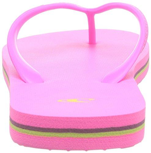 O'Neill FTW NORONHA - Sandalias de material sintético para mujer rosa - Pink (4041 Neon Pink)