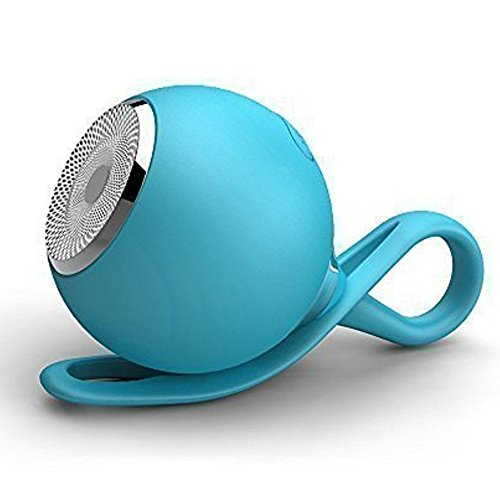PINGKO Speakers Portable Wireless Cycling Blue