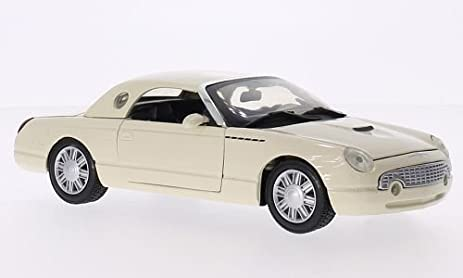 Ford Thunderbird Hardtop Light Beige  Model Car Ready Made