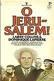 O Jerusalem!, Larry Collins and Dominique Lapierre, 0671836846