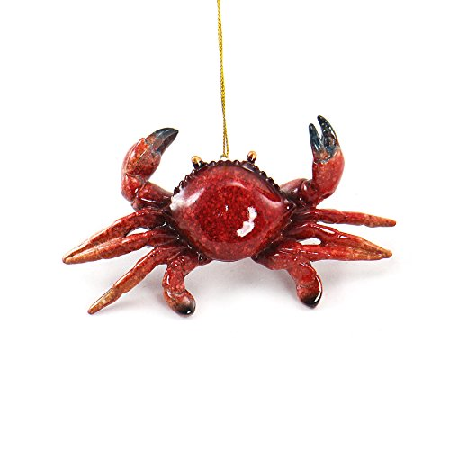 Red Crab Ornament