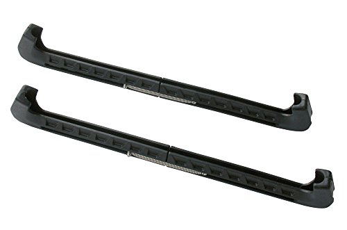 Universal Blade Guards (Two-Piece) (Black)