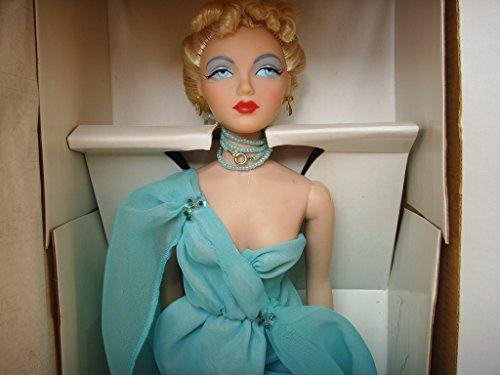 Ashton Drake Gene Blue Goddess Mel Odom Doll 1996 Collectible -