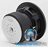 "Sundown Audio SA-10 V.2 D4 10"" Dual 4 OHM 1000W RMS SUBWOOFER BASS Speaker New Black"