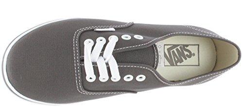 Vans Authentic Lo Pro - Zapatillas de skate, Unisex Pewter/truwhite