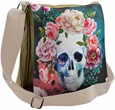 c607cb63dfa6 Shopping Ambesonne or CafePress - Messenger Bags - Luggage   Travel ...