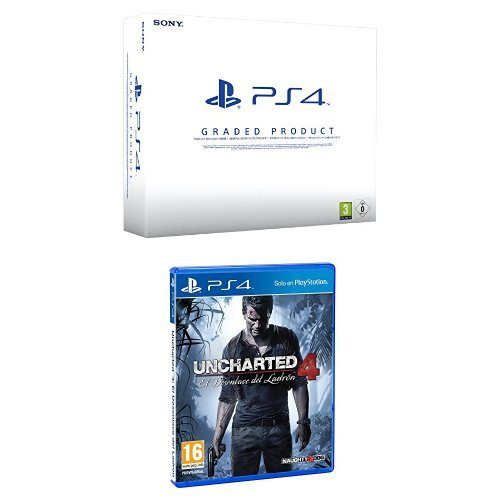 PlayStation 4 (PS4) 500 GB Consola - (Reacondicionado ...