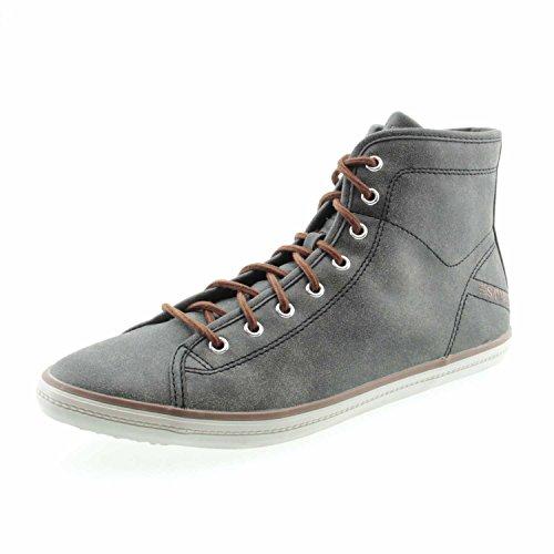 ESPRIT 026EK1W075 030 - Zapatillas para mujer Dunkel-Grau