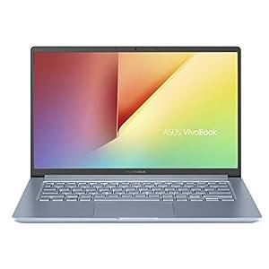 ASUS VivoBook 14 X403FA Intel Core i5 8th Gen 14-inch FHD Thin and Light Laptop (8GB RAM/512GB NVMe SSD/Windows 10/Integrated Graphics/Silver Grey Blue/1.35 kg), X403FA-EB021T
