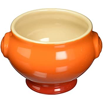 Amazon Com Le Creuset Stoneware 10 Inch Soup Bowl