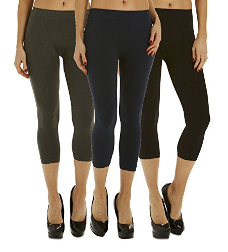 Pack Womens Length Legging Tights product image