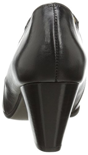Fidji Femmes L716 Slip-on Mocassins Spot Noir
