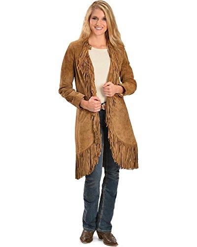 Ladies Fringe Jacket - 5