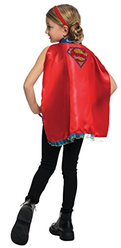 Imagine by Rubie's DC Comics Supergirl Cape and Headband Set