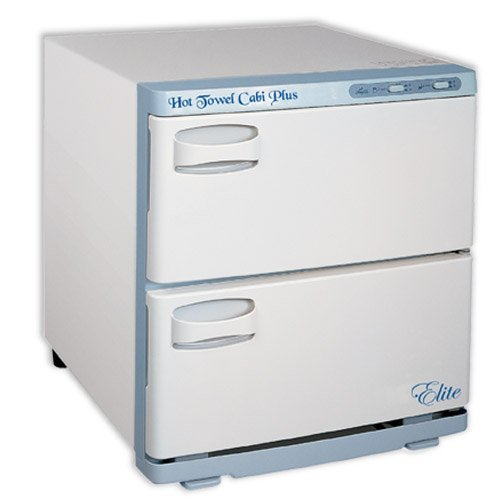 Hot Towel Cabinet, Hot Towel Cabbie Double by Elite