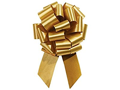 A1BakerySupplies® Gift Wrap Christmas Wedding Gift Wrap Pull Bows Pull String Bows 10 Pack