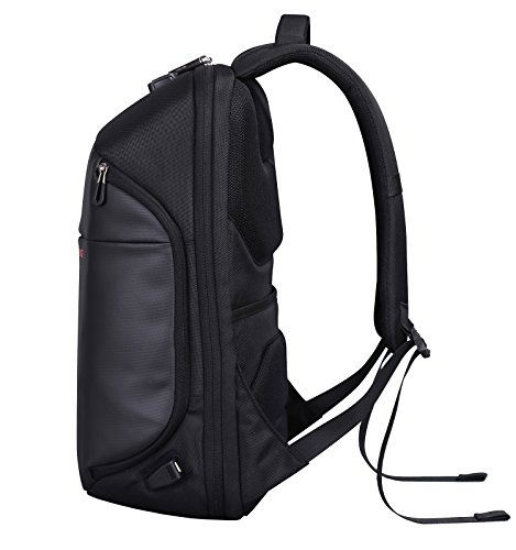 AOKING TSA Lock Anti Theft Water Resistant 15.6 Inch Laptop School Travel Backpack with USB Charging Port