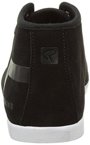 Baskets Noir Hautes Homme Redskins noir Zelek RxFw4Fq5