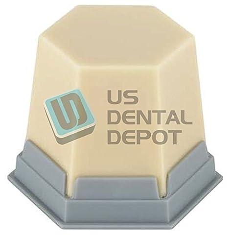RENFERT - Geo Classic Opaque-Tooth Color-75G- # 497-0400 # 4 023-497-0400 Us Dental Depot (Renfert Geo Classic Wax)