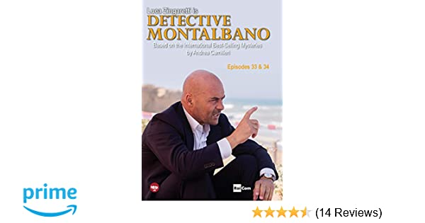 Amazon com: Detective Montalbano: Episodes 33 & 34: Luca