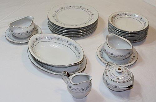 Meito China Troy Dinnerware Set