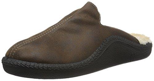 Romika Herren Mokasso 203 Pantoffeln Braun (moro 352)