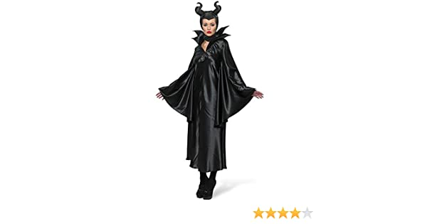 Disfraz de Maléfica para mujer: incluye el vestido y el accesorio ...