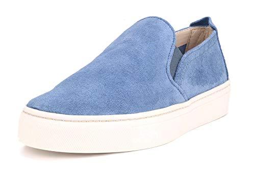 Chaussure Slip Flexx Denim On Sneak Bleu Femme Name The tUPxTqU