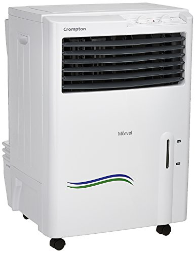 Crompton Marvel PAC201 20-Litre Evaporative Air Personal Cooler – White