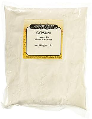 Gypsum- 1 lb. from Home Brew Ohio
