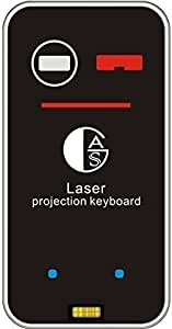 Amazon Com Ags Wireless Laser Projection Bluetooth