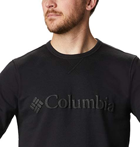 M Logo Fleece Crew Hombre Columbia M Logo Fleece Crew
