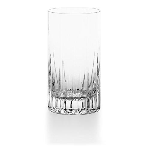 12.5 Ounce Glass (Mikasa Arctic Lights Crystal Highball Glass, 12.5-Ounce)