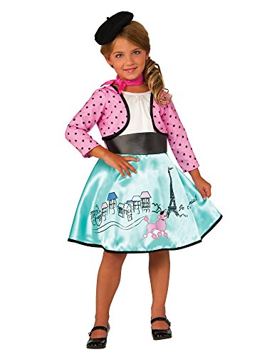 Rubie's Costume Petite Parisienne Deluxe Child Costume, (French Costumes For Children)
