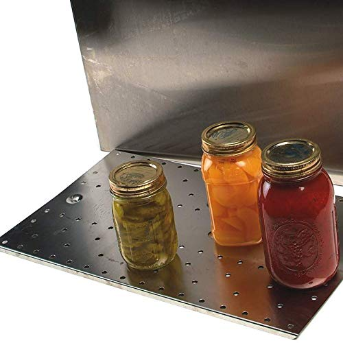 Weaver Wholesale Ltd Stainless Steel Canning Shelf for Amish-Made Stovetop Canner #3115 (Furniture Weavers Amish)