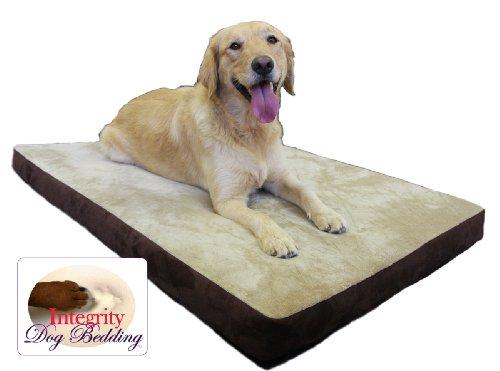 Large 46″ X 32″ Orthopedic Memory Foam Dog Pet Bed, My Pet Supplies