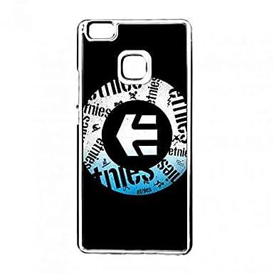 etnies logo slim footwear brand phone case for huawei p9 lite etnies