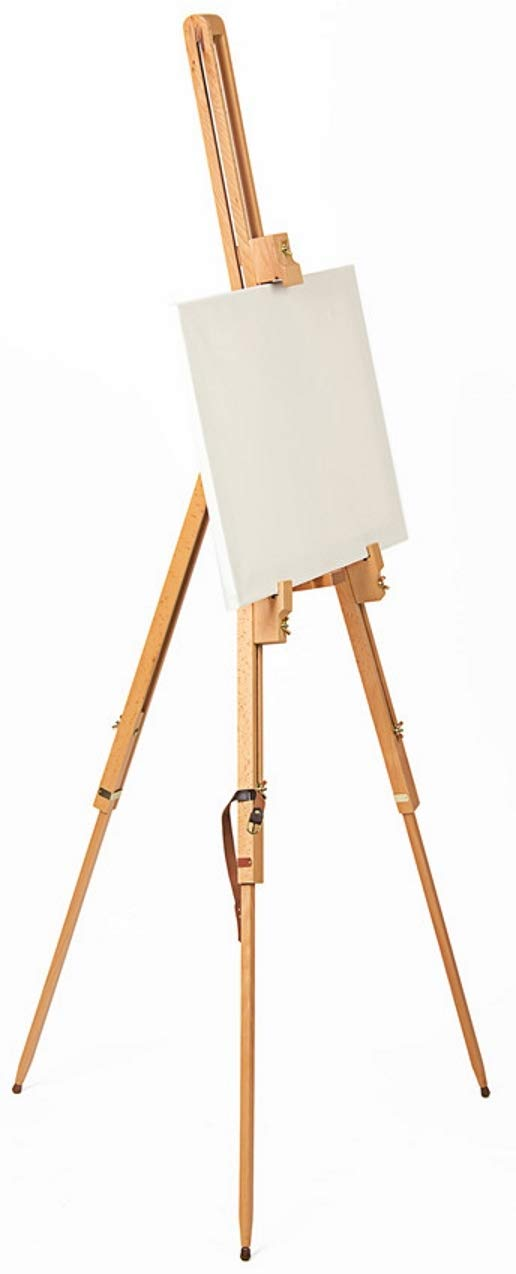 1800mm Beechwood Studio Easel Adjustable Artists Painting Display Wooden Tripod Quickdraw