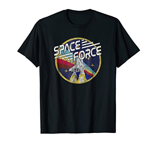 Space Force vintage t-shirt