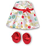 """Manhattan Toy Wee Baby Stella Play Date 12"""" Baby Doll Outfit Set"""