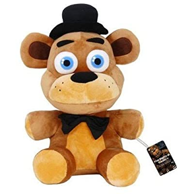 "Funko Five Nights at Freddy's Freddy Plush, 16"": Funko Plush:: Toys & Games"