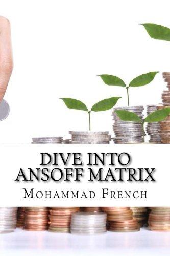 Dive into Ansoff Matrix PDF