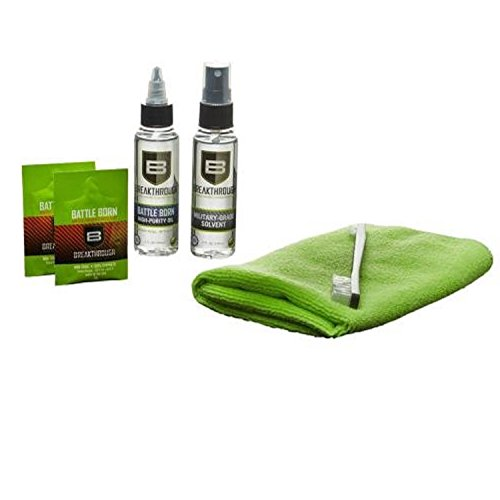 - Breakthrough Clean Technologies BT-101 Basic Cleaning Kit