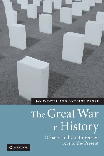 The Great War in History: Debates and Controversies, 1914 to the Present (Studies in the Social and Cultural History of